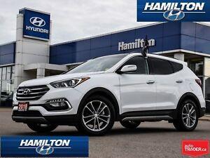 2018 Hyundai Santa Fe Sport | LIMITED | AWD | 2.0T | NAVI | BACK