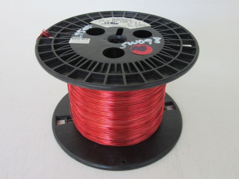 23 AWG  1.95 lbs.   Phelps Dodge Enamel Coated Copper Magnet Wire