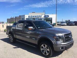 Fully Loaded 2013 F-150 FX4