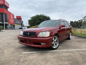 2000 Toyota Crown Estate Athlete V Edition Red JZS171 Auto Wagon Thomastown Whittlesea Area Preview