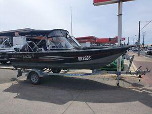 1650 Crestliner Fish Hawk Findon Charles Sturt Area Preview