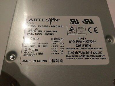 Tektronix Artesyn Cvr460 Power Supply 119-6986- Dpo7000 Awg7000 Rsa5100 Rsa6100