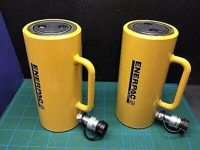 Enerpac Rc-506 - 50 Ton 6 Stroke Hydraulic Cylinder Nice Fast Shipping