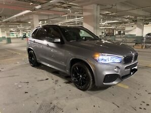 BMW X5 2017 Lease Takeover