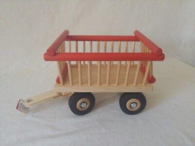 Holzspielzeug Fahrzeuge Traktor Holztraktor Bauernhof Njoykids 14099