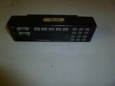 Oem Motorola Hln6432c Astro Two Way Radio Control Head Oe601e