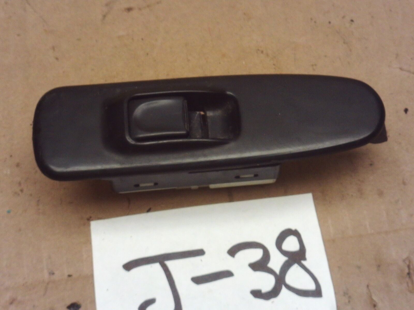 Used Isuzu Axiom Interior Door Panels And Parts For Sale 2004 Fuse Box Location 2002 Rear Panel Power Window Switch Trim Control Oem