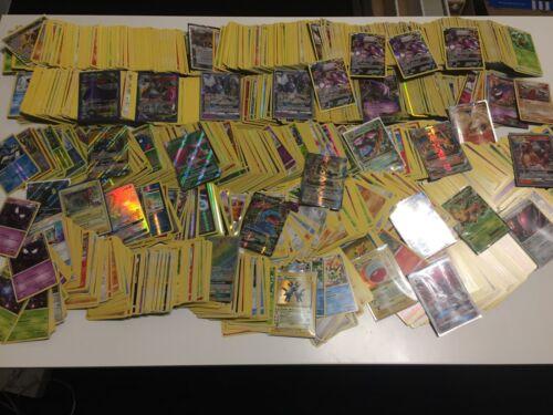 POKEMON!! 50 Karten! Deck Sammlung! Holos! GX,EX! Keine Doppelten! Top Zustand!