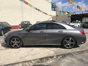 From only $257 p/week on finance* 2015 Mercedes-Benz CLA Coupe