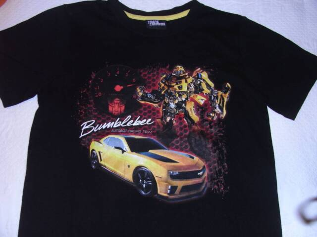 b2c0d87f Boys Clothes - T-Shirts - Marvel, Transformers, Cars - Size 8 | Kids  Clothing | Gumtree Australia Victoria Park Area - Carlisle | 1190921256