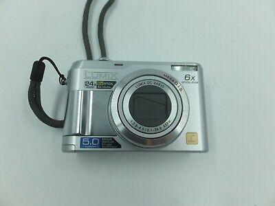 Panasonic Lumix Digital Camera DMC-LZ2 24x Zoom 5.0 Megapixels  Tested Works