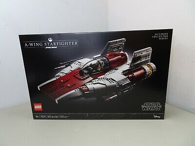 LEGO A-Wing Starfighter UCS Star Wars 75275 - 2020 - Ultimate Collector Series