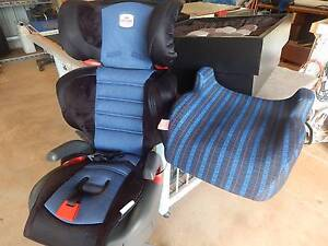 CHILD'S CAR SAFETY SEAT and BOOSTER Tolga Tablelands Preview