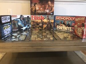 Various New Board Game