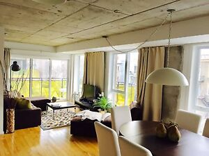 Amazing condo with lots of light and great Espaces!