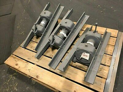 Tulsa Winch 9000 Lbs Line Pull Hydraulic Worm Gear Winch New H938-srlrodx