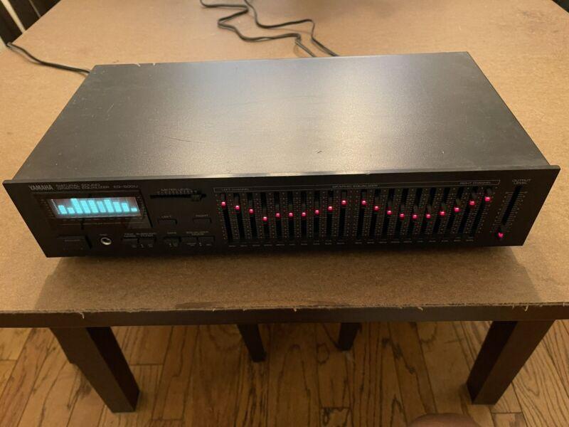Yamaha EQ-500U Natural Sound Equalizer