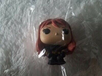 "Funko Pocket Pop Marvel Advent Calendar Black Widow 1.5"" Mini Figure Sealed"
