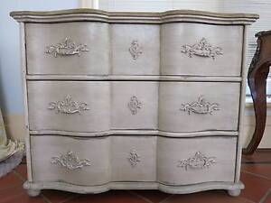 Antique French Reproduction Chest of Drawers Fremantle Fremantle Area Preview