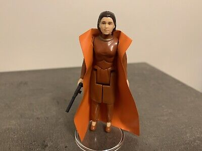 STAR WARS VINTAGE PRINCESS LEIA BESPIN FIGURE 1980 KENNER HONG KONG