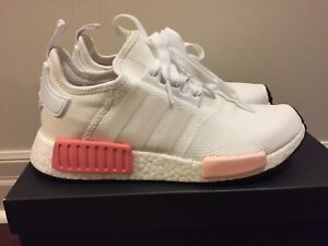 Adidas NMD R1 women's icy pink