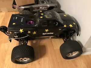 HPI SAVAGE SS 4.6 NITRO RC CAR TRUCK