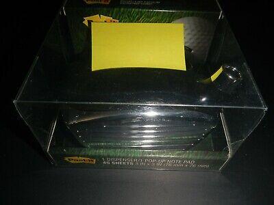Post It 45 Sheet Pop Up Note Dispenser Cat. Golf-330