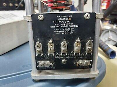 General Radio Variac Type W10bb