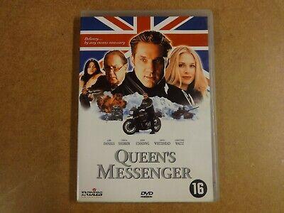 DVD / QUEEN'S MESSENGER ( GARY DANIELS, TERESA SHERRER... )
