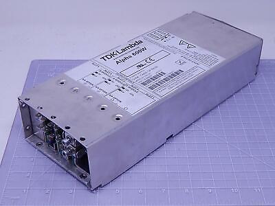 Tdk Lambda Alpha 600w Power Supply T113172