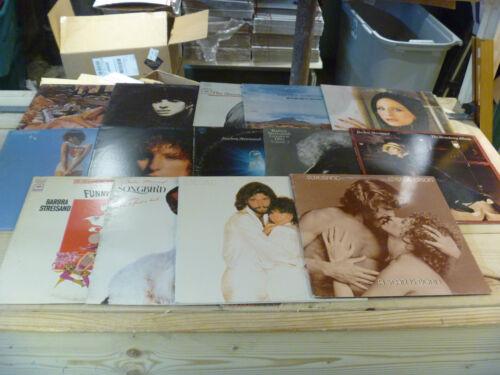 BARBARA STREISAND 13 ALBUM COLLECTION