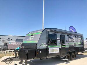 "2021 Masterpiece Performance 22'6"" Family Van Dual Bunk Full Off Road Rockingham Rockingham Area Preview"