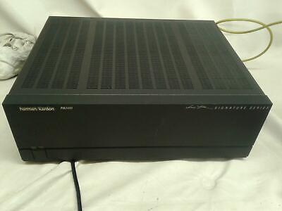 HARMAN  KARDON  PA2400 signature power amp 2 x 120 watts, segunda mano  Embacar hacia Spain