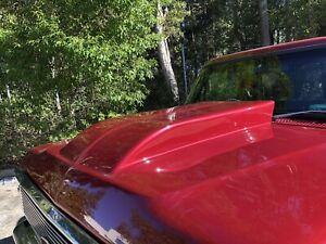 Cowl scoop steel Torana falcon dragcar custom | Auto Body