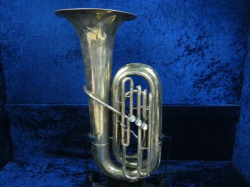 Olds BBb 3 Valve 3/4 Piston Bell Up Tuba Ser#555120 Strong Player in Good Shape