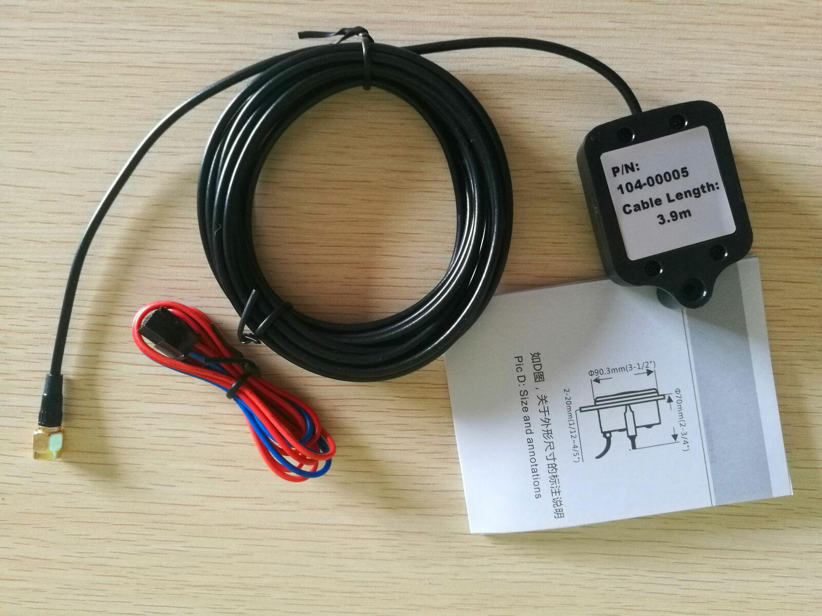 85mm gps tacho tachometer wei digital 200km h f r auto. Black Bedroom Furniture Sets. Home Design Ideas
