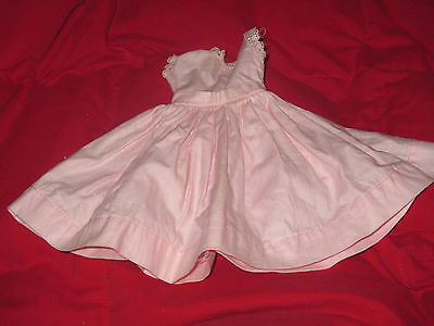 "Tagged Vogue Pink Dress to Possibly fit Jill or Other 10"" Doll"
