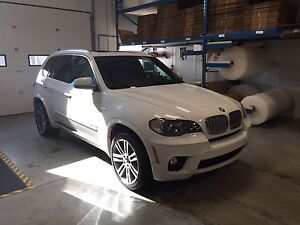 2011 BMW X5 5.0 Xdrive M package