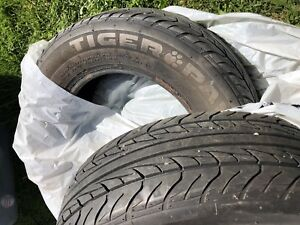 All season tires - 2 months used!