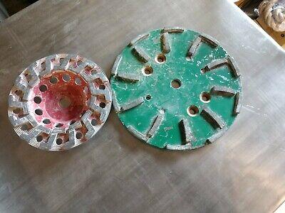 7 J-seg Grinding Cup 10 Concrete Epoxy Grinding Wheels