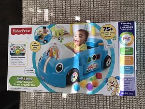 Fisher Price Laugh & Learn Crawl Around Car Findon Charles Sturt Area Preview