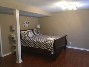 3 bedroom townhome available 1May overlooking Petawawa river