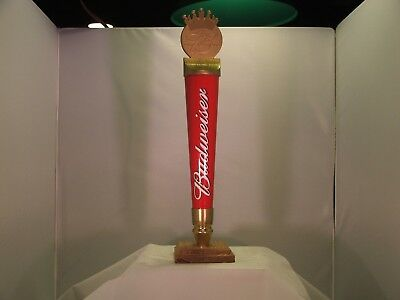 BUDWEISER KING OF BEERS BEER TAP HANDLE