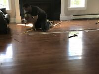 Finishing touches flooring  commercial/ residential