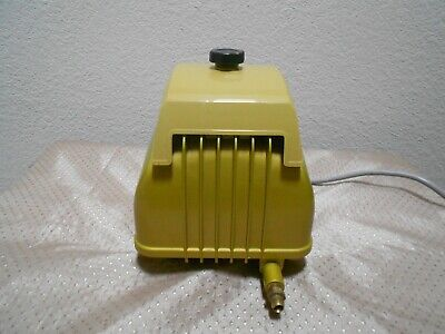 Gast Ddl Linear Single Phase Air Pump Spp-60gjl-101 Tested Works Excellent