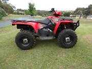Polaris Quad sportsman400ho 4x4 Gawler East Gawler Area Preview