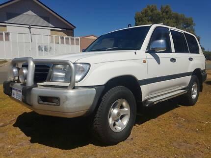 Toyota LandCruiser GXL Auto 8 Seater Low Ks Dual Fuel !!! Rockingham Rockingham Area Preview