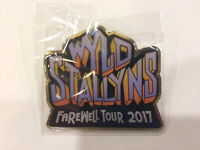 HHN Halloween Horror Nights Bill and Ted Alumni Farewell Tour Pin Exclusive