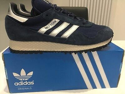 Adidas New York New And Tagged In Orginal Box  Uk 5 Very Rare