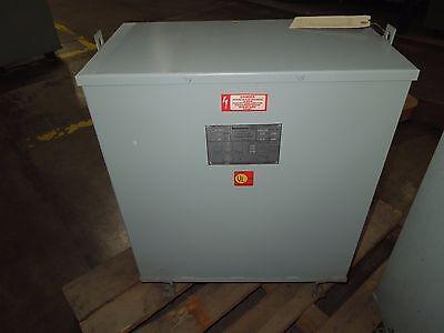 Westinghouse 22kva 230x460-275y159v 3ph Dry Type Transformer Used E-ok